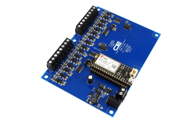 8-Channel 4-20mA Current Receiver