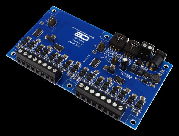 8-Channel 0-10V Analog to Digital Converter