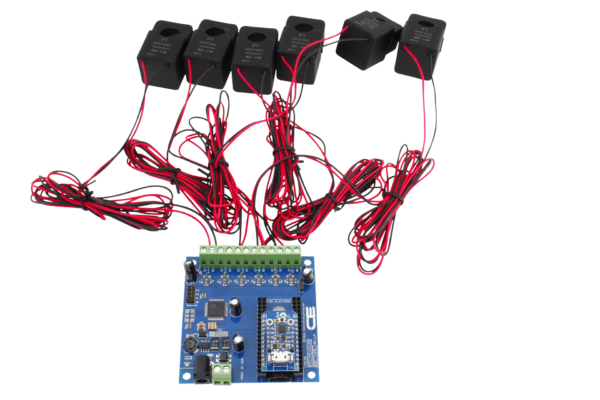 6-Channel Energy Monitoring for Trinker