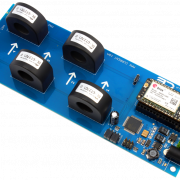 Cellular AC Current Monitoring Controller 4-Channel 10-Amp