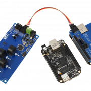 BeagleBone Black Current Measurement 4-Channel 5-Amp I2C