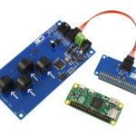 I2C Energy Monitoring for Raspberry Pi Zero 4-Channel 20-Amp Range
