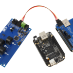 I2C Energy Monitoring for BeagleBone Black 4-Channel 20-Amp Range