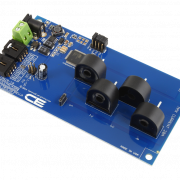 Current Monitoring 4-Channel 20-Amp 95% Accuracy with I2C Interface