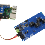 I2C Energy Monitoring for Raspberry Pi 3 4-Channel 10-Amp Range