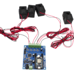 Energy Monitoring Controller 4-Channel 50-Amp for Particle Photon