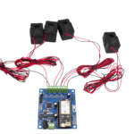 Energy Monitoring Controller 4-Channel 50-Amp Particle Electron