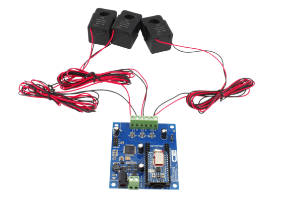 High Accuracy Energy Measurement using Bluz Bluetooth BLE