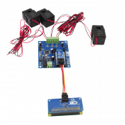 High Accuracy Energy Monitoring using Raspberry Pi Zero