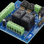 2 Channel SPDT Relay Module