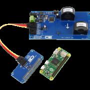 AC Energy Monitoring for Raspberry Pi Zero 2-Channel 70-Amp