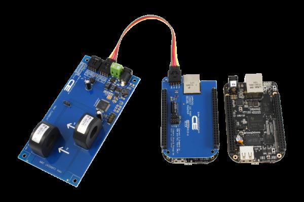 AC Current Measurement for BeagleBone Black I2C 70-Amp