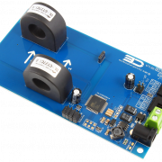 I2C Current Monitoring Controller 2-Channel 70-Amp 97% Accuracy