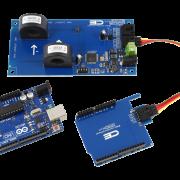 AC Current Measurement for Arduino Uno I2C 50-Amp