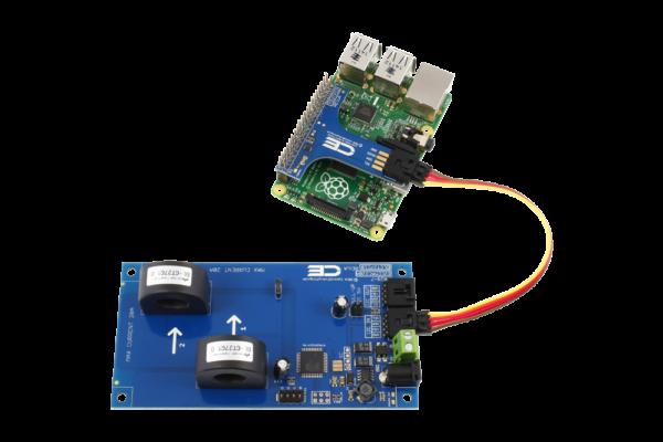 AC Current Measurement for Raspberry Pi 3 I2C 50-Amp