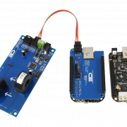 AC Current Measurement for BeagleBone Black I2C 50-Amp