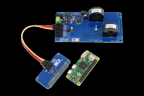 Measure Power Consumption with a Raspberry Pi Zero