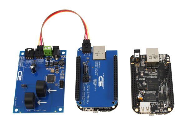 Current Measurement for BeagleBone Black 2-Channel 15-Amp Range
