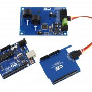 Current Measurement for Arduino Uno 2-Channel 10-Amp Range