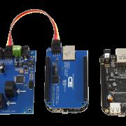 Current Measurement for BeagleBone Black 2-Channel 10-Amp Range