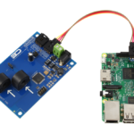 I2C Current Measurement for Raspberry Pi 3 2-Channel 20-Amp Range