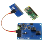 I2C Current Measurement for Raspberry Pi Zero 2-Channel 20-Amp Range