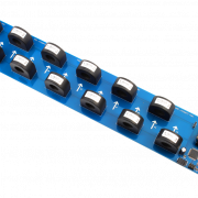 I2C AC Current Monitoring Controller 12-Channel 50-Amp