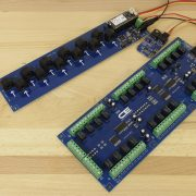 DLCT03C20 I2C Current Monitoring Controller 12-Channel 10-Amp 5% Accuracy with Cellular Connectivity using Particle Electron