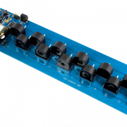 DLCT03C20 Current Monitoring Controller 12-Channel 10-Amp with Cellular Connectivity using Particle Electron