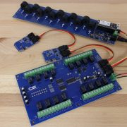 DLCT03C20 I2C Current Monitoring Controller 12-Channel 5-Amp 5% Accuracy with Cellular Connectivity using Particle Electron