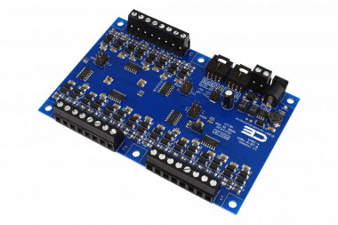12-Channel I2C 4-20mA Current Receiver