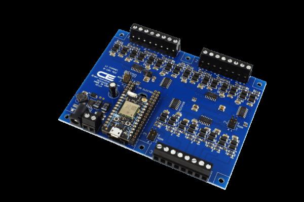 12-Channel 0-10V Analog to Digital Converter