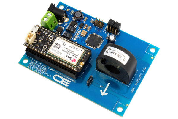 I2C AC Current Monitoring Controller 1-Channel 30-Amp