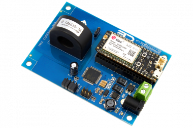 I2C Current Monitoring Controller 1-Channel 20-Amp 97% Accuracy