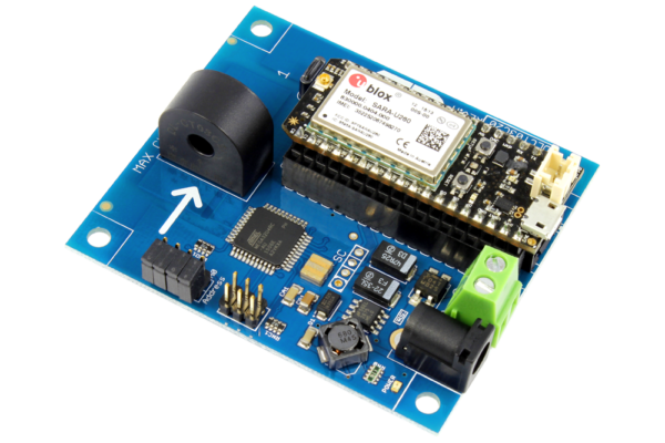 Cellular Current Monitoring 1-Channel 15-Amp