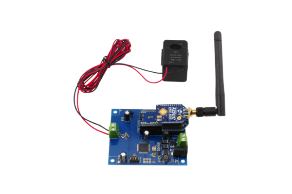 I2C Energy Monitoring Controller using UX Interface and S2B Wireless