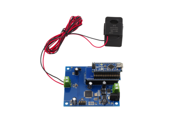 I2C Energy Monitoring Controller with Off-board Sensors for Arduino Nano