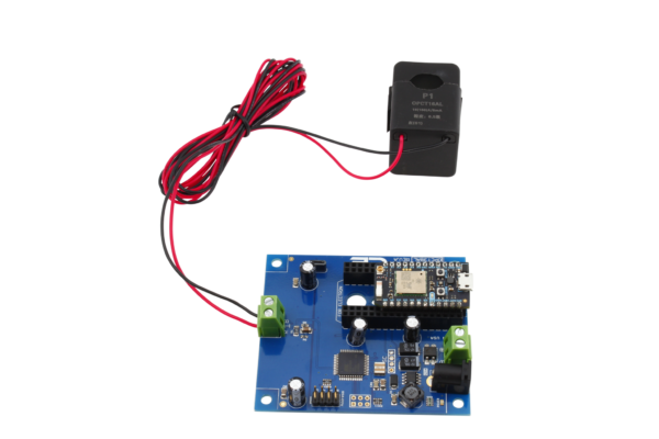 I2C Energy Monitoring Controller with Off-board Sensors for Photon