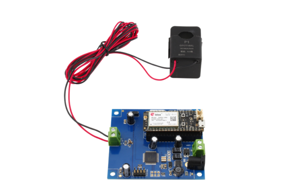 I2C Energy Monitoring Controller with Off-board Sensors for Electron