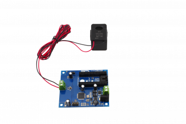 I2C Energy Monitoring Controller with Off-board Sensors No Processor