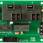 2 Channel USB RS232 RS485 Wireless Relay Controller