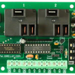 2 Channel USB RS232 RS485 Ethernet Relay Module ADC GPIO