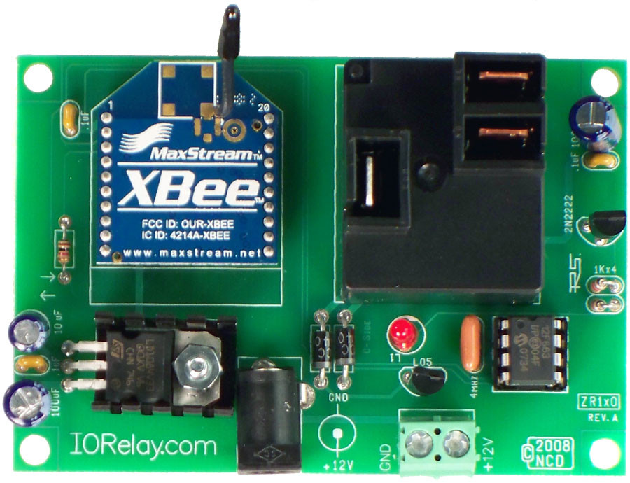 Legacy Universal 1-Channel High-Power Relay Controller