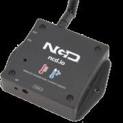 Long Range Wireless Temperature Humidity Sensor