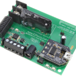 USB Relay Controller 1-Channel Solid State with 8-Channel ADCs