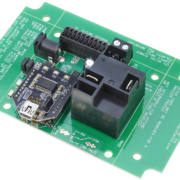 USB Relay Controller 1-Channel High-Current Relay