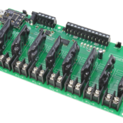 USB Relay Controllers 8-Channel Solid State with 8-Channel ADCs