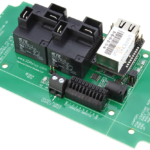 Ethernet Relay Controller 2-Channel High-Current with 8-Channel ADC