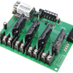 Ethernet Relay 4-Channel Solid-State with 8-Channel ADC