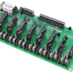Ethernet Relay 8-Channel Solid-State with 8-Channel ADC